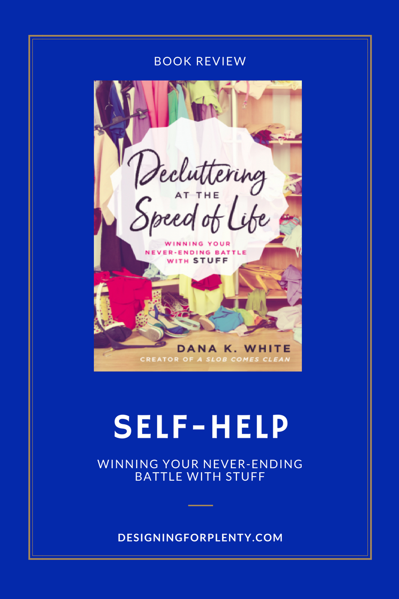 clutter, decluttering, real life