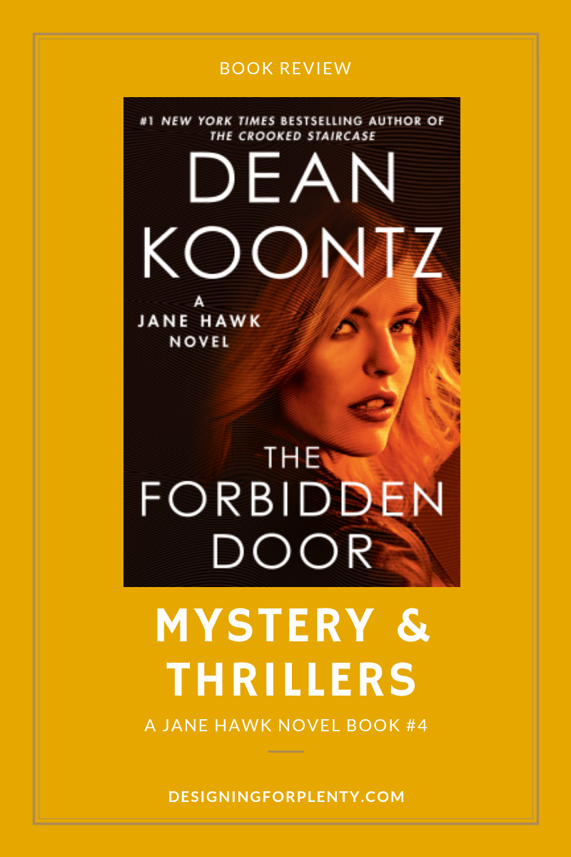 Dean Koontz, Dean, Koontz, Forbidden Door, book review, Random House