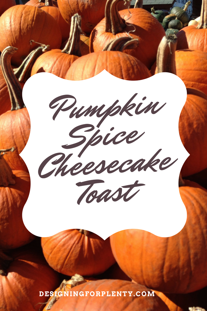 cooking, pumpkin, toast, breakfast, snack, recipe, fall