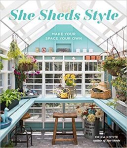 sheshedsstyle, netgalley, small homes, book review, Erika Kotite
