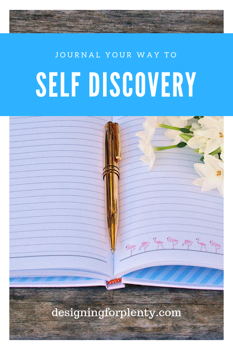 journaling, self discovery, questions, yourself