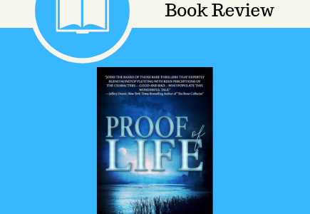 proof of life, Sheila Lowe, suspense publishing, thriller, suspense, book review, fiction