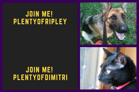 Join Us Ripley and Dimitri