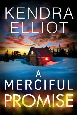 A Merciful Promise Cover, Kendra Elliot