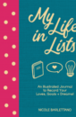 My life in lists cover
