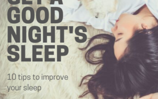 Sleep, good night's sleep, health, wellness, rest